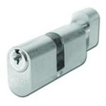 ASEC Oval Key & Turn Cylinder