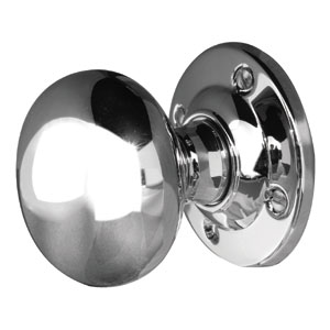 Accessories - Contract Mushroom Mortice Knob Unsprung