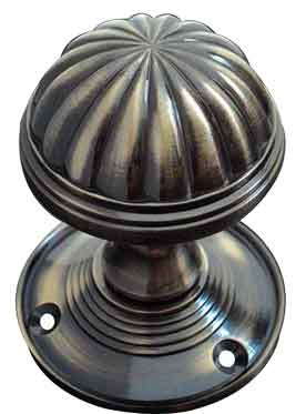 Accessories - Fluted Mortice Knob Unsprung
