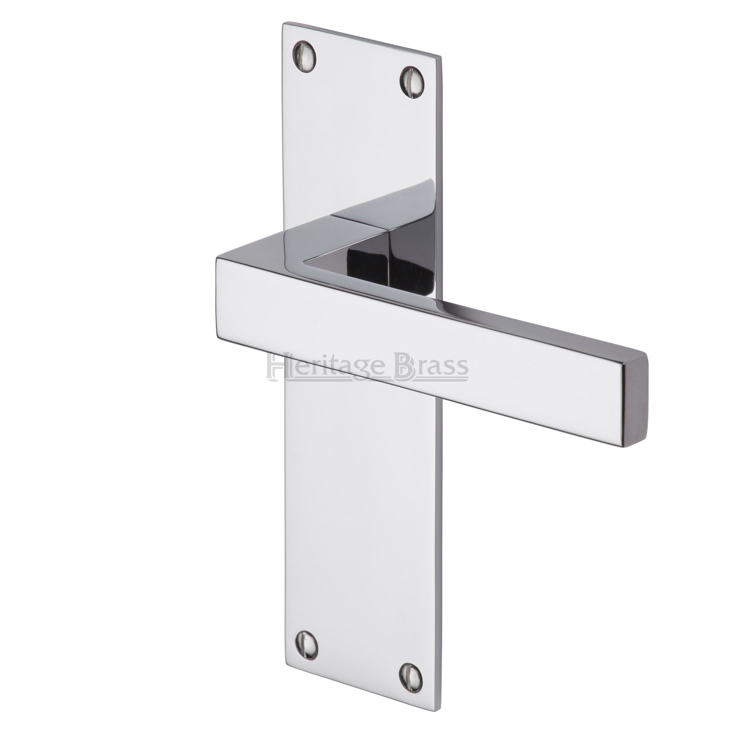 Accessories - Metro Lever Latch on Plate