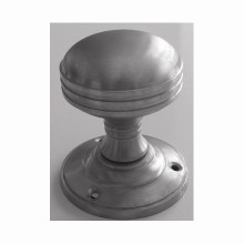 Ringed Mortice Knob Unsprung
