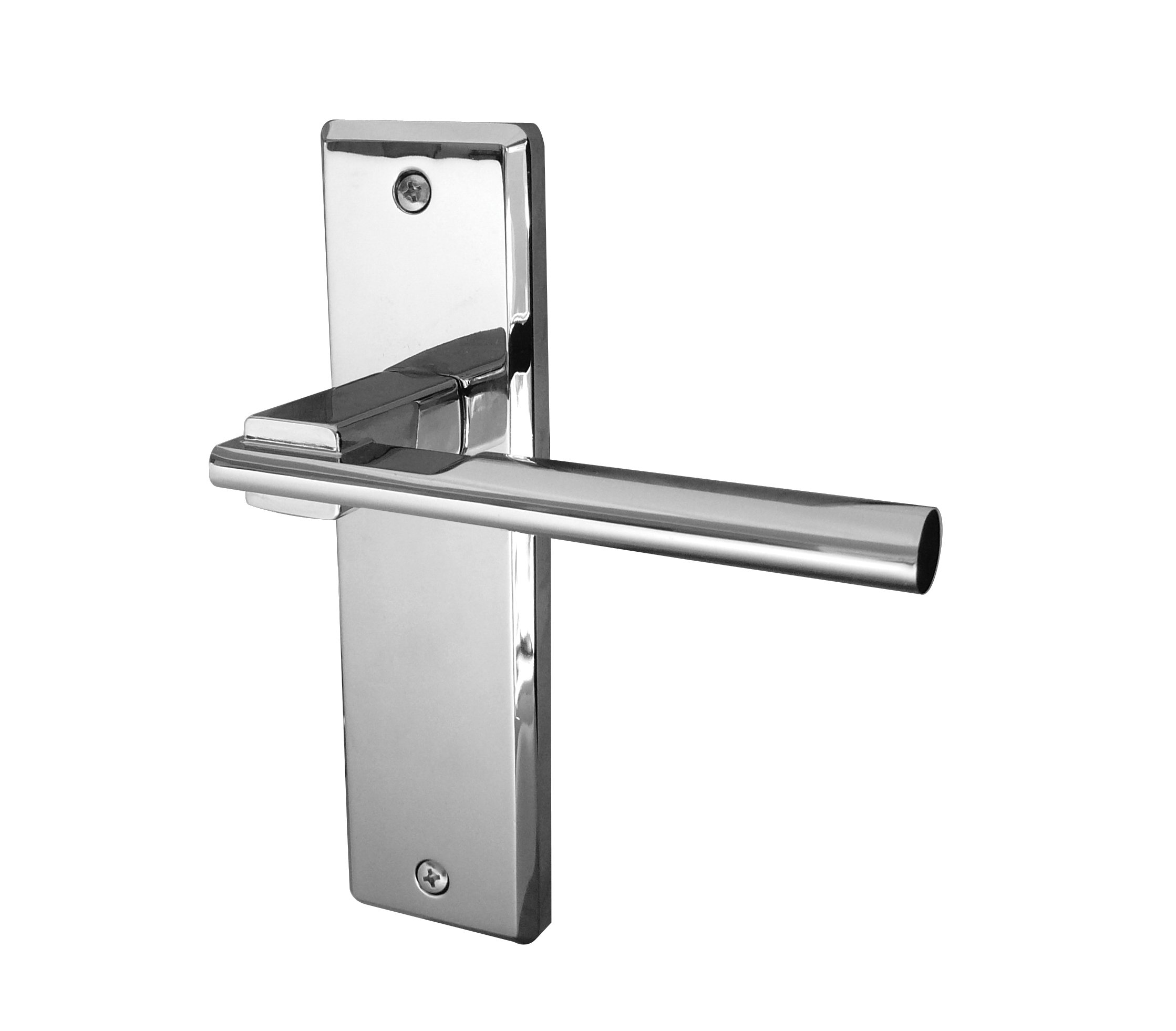 Levers_on_plate - Delta Lever Lock
