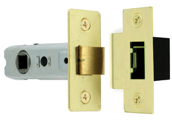 Locks_and_latches - Double Sprung Tubular Latch Architectural