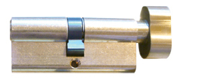 Locks_and_latches - Euro Profile Cylinder & Turn