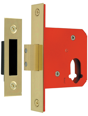 Locks_and_latches - Duel Euro/Oval Profile Deadlock Case